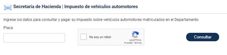 impuesto vehiculos magdalena